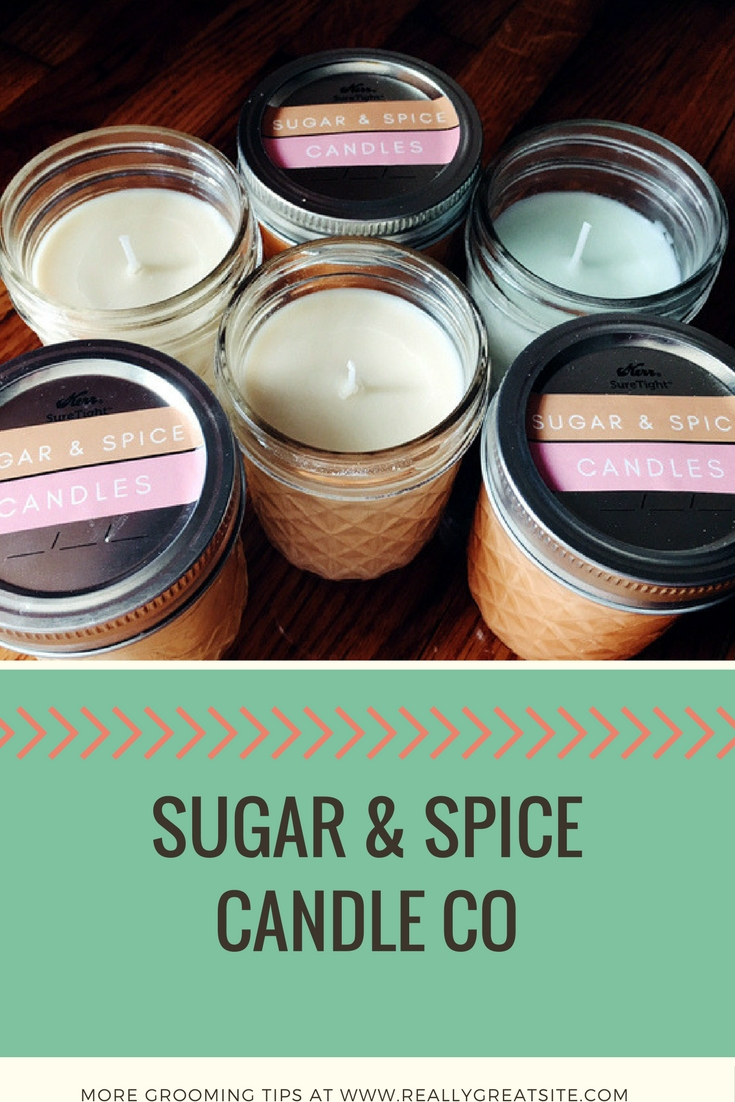 Sugar and Spice Candle Co.