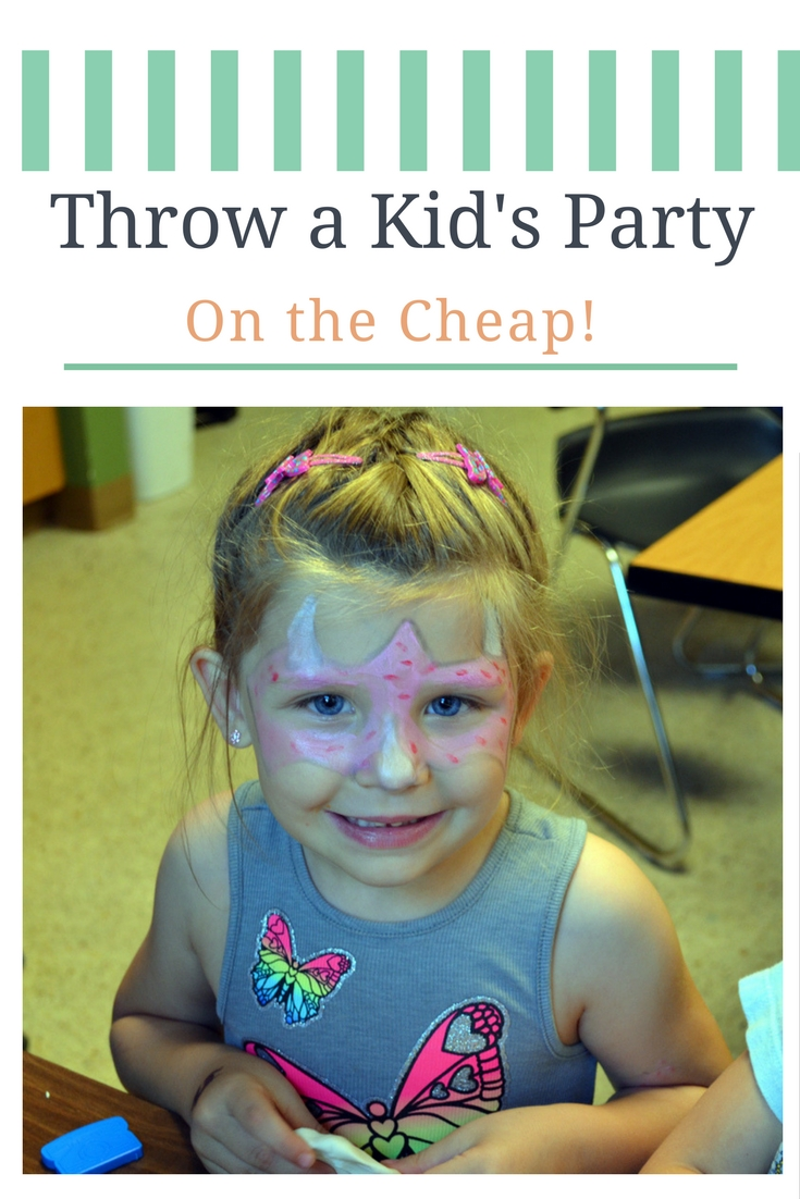 Throw a Kid's Party on the Cheap!