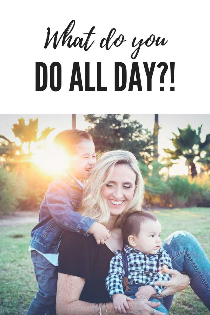 What Do You Do All Day?!