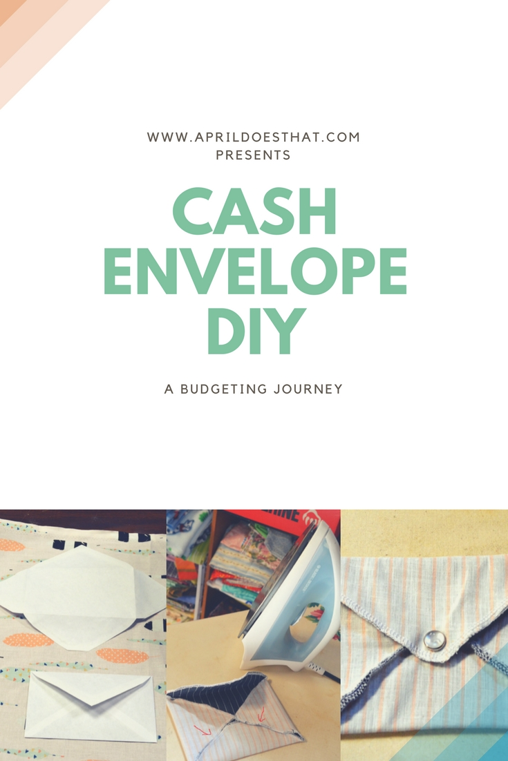 Cash Envelope DIY