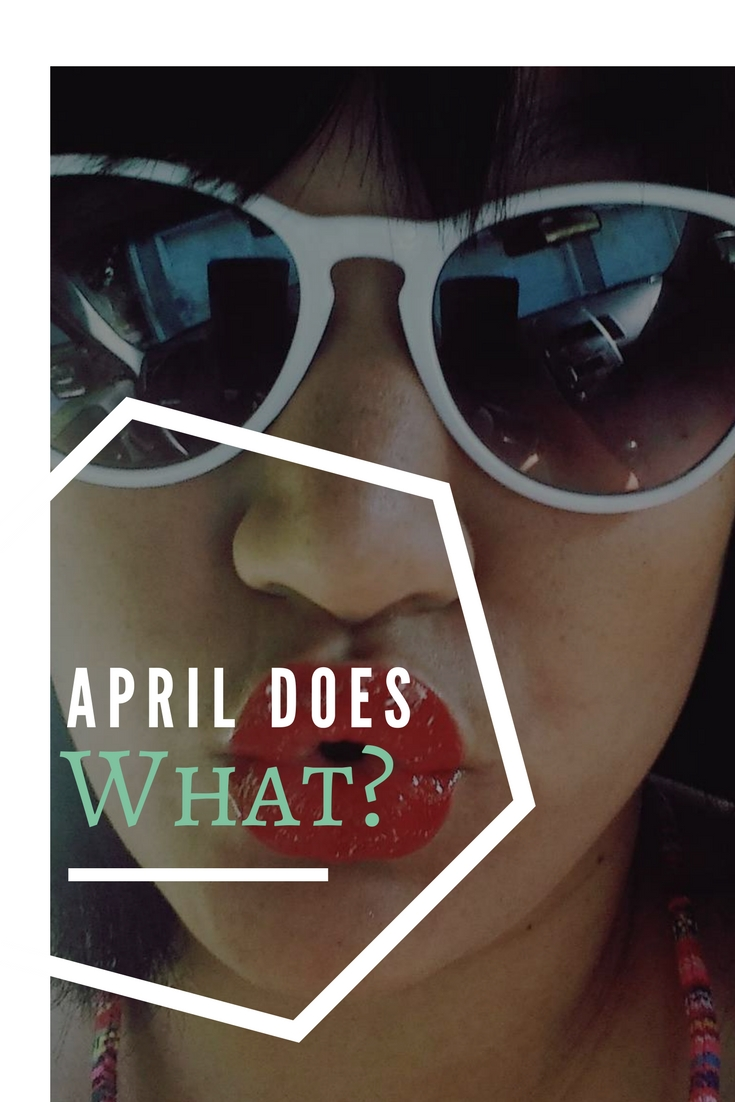 April Does What?