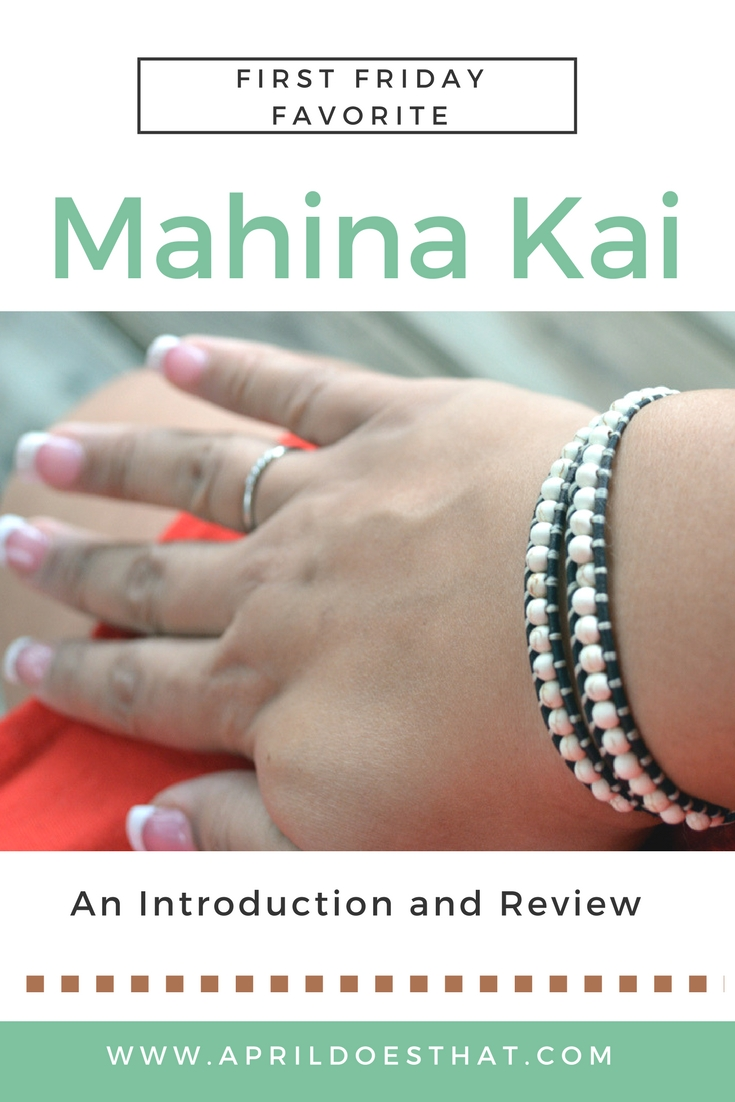 Mahina Kai Jewelry : First Friday Favorite