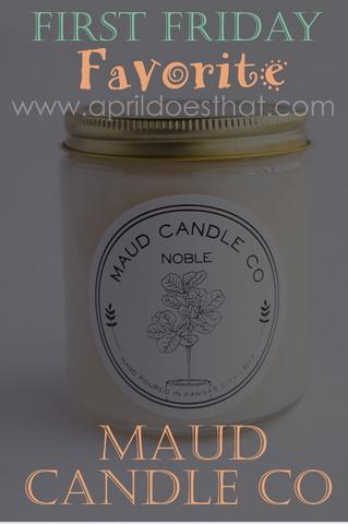 Maud Candle Co