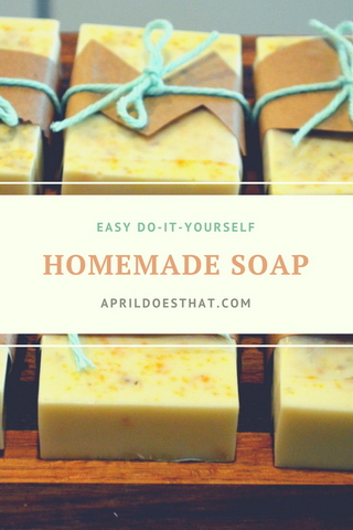 Make Soap the EASY way!